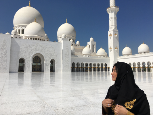 Sheikh Grand Zayed Mosque